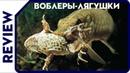 Лучшие воблеры ЗАБАВНЫЕ ЛЯГУШАТА Обзор воблеров имитирующих жаб