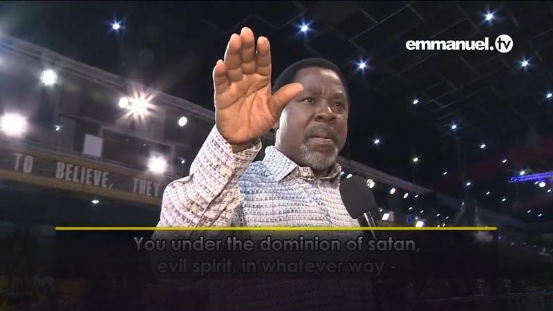 Разрушь всякий барьер! Проповедь и молитва.