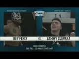 Rey Fenix vs Sammy Guevara PWG Mistery Vortex V Highlights