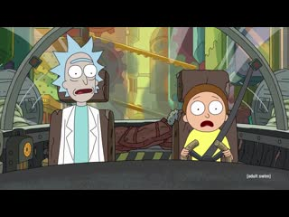 Deep House presents: Moonmen Music Video (Complete) feat. Fart and Morty ¦ Rick and Morty ¦ Adult Swim