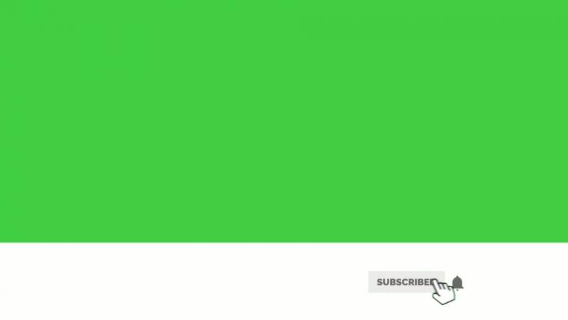 Анимация подписки на канал