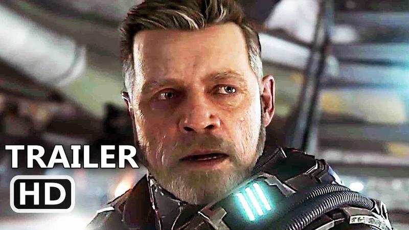 STAR CITIZEN SQUADRON 42 Official Trailer 2019 Mark Hamill Gillian Anderson Video Game HD