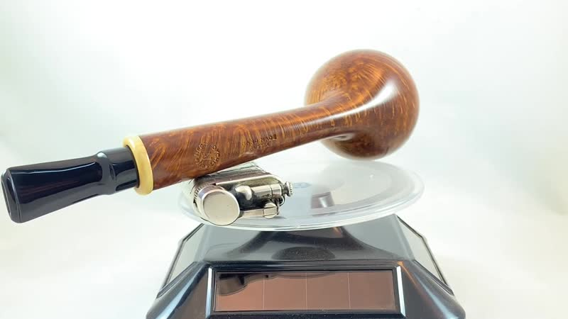 275 new pipe L 150mm 52g chamber 20x39 BRIAR boxwood 🤩 Pipe sold. Продана.