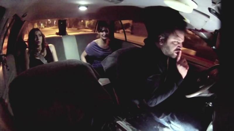 Нереальный испуг и приятный финал поездки в компании таксиста оборотня