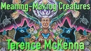 Terence McKenna - Meaning-Making Creatures (Video Lecture)