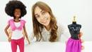 Новые брюки для подруги Барби - Видео для девочек