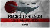 EVE Online - Recruit Friends, Get Rewards