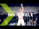Viva dance studio Invincible - Big Wild (ft. iDA HAWK)  Jane Kim Choreography