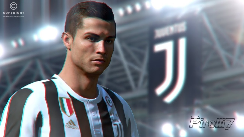 FIFA 18 The Movie CRISTIANO RONALDO ● Welcome To JUVENTUS ● Goals Skills Pirelli7