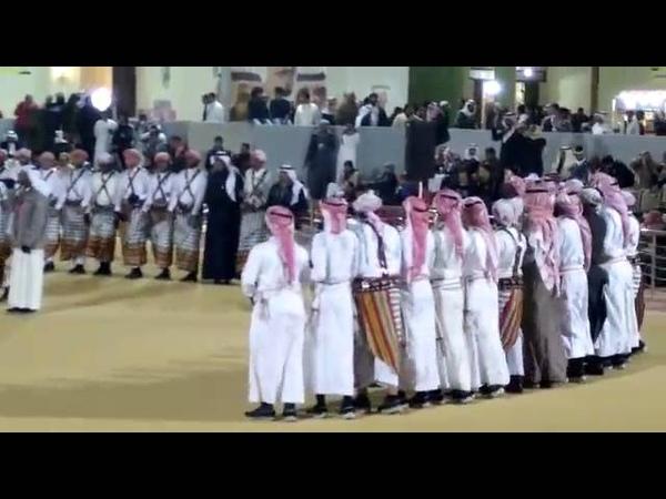 Танец Арда. Стиль исполнения Джизан. AlArdha Dance of Saudi Arabia from Jizan side (Jizan style dance)