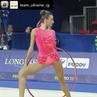 """Виктория Мазур on Instagram: """"Repost from @team_ukraine_rg using @RepostRegramApp - Do you remember this beautiful routine from @victoria_mazur_ in"""