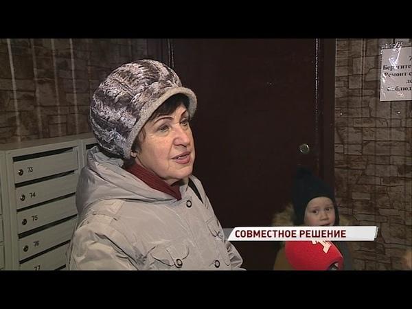 Во Фрунзенском районе завершается период текущих ремонтов домов