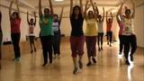 Zumba Warm Up Routine by Vijaya Stereo Love (Massive Drum Mix) by Edward Maya Ft. Vika Jigulina