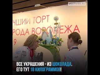 Съедобный Воронеж