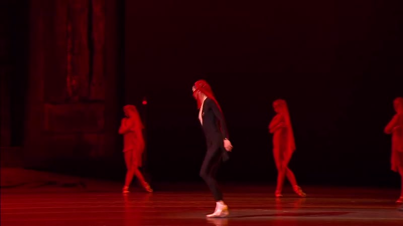 The Legend of Love (Act 3) - ballet (Bolshoi Ballet, Maria Allash, Denis Rodkin)