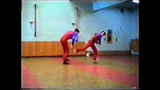 The spider-man's fight in Viktoria