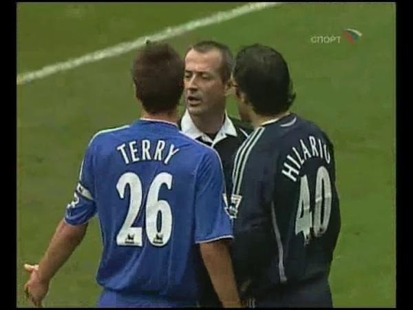 Чемпионат Англии 2006/2007 Обзор 10-го тура