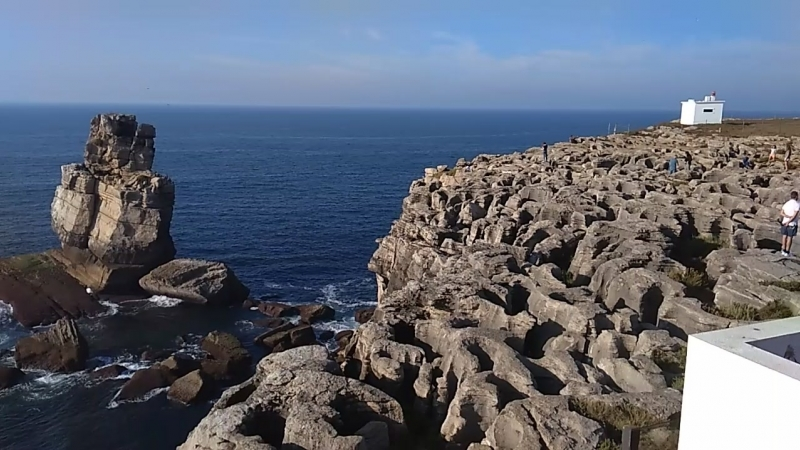 Cabo Carvoeiro, Peniche, Португалия