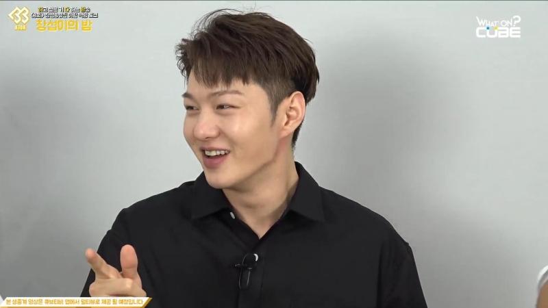 [SHOW] [CUT] 01.07.2018: Чансоб рассказывает о своём поступлении в университет Ховон @ BTOB Ha.Da.Bang (EP. 8)