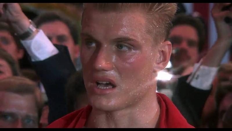 Ivan Drago: Se morrer, morreu!