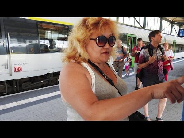 Foto video reise durch europa ,, Leipzig Zwickau,,