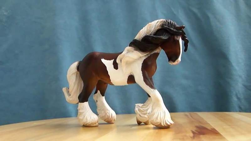 Review of horses (Mojo, Schleich, Safari Ltd. and CollectA)