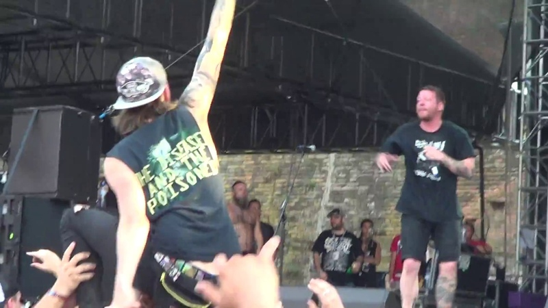 Comeback Kid - Wasted Arrows (live at Brutal Assault 2018, Jaroměř, Czech Republic - 08.08.18)