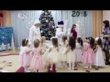 Новогодний утренник МБДОУ ЦРР №22 Алсу 6 группа