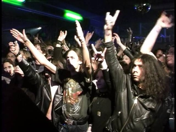 Pagan Reign - Бессмертное Племя (Immortal Tribe) [LIVE]