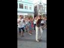 самарский фоэшмоб базиликой карнавал