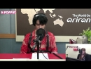 RADIO | 180625 | Интервью Ким Донхана на Arirang Radio! (1 часть) [K-Poppin]