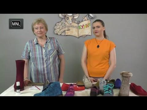 Войлочная кухня 36 Инна Олейник Подошва для валянной обуви смотреть онлайн без регистрации