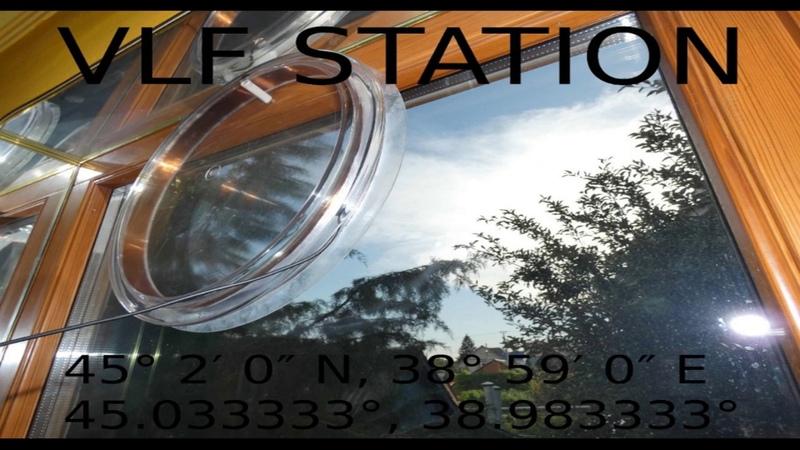 ОНЧ Активность 15,57-15,69 кГц [170619] VLF Activity 15,57-15,69 kHz