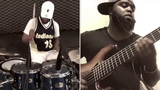 You Lead by Vaughn Vkeys Henry X Aaron Stix Smith - on Drums X 6 Strangs Bass Cover