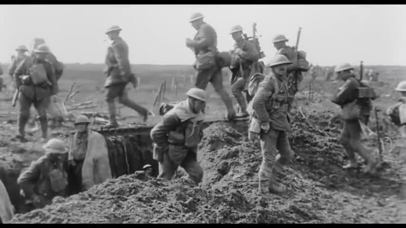 Peter Jacksons Restored WWI Footage