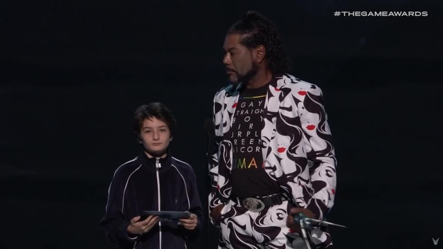 The BEST MOMENT of The Game Awards 2018 | READ IT BOY