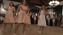 Surprise wedding dance from Brothers Sisters