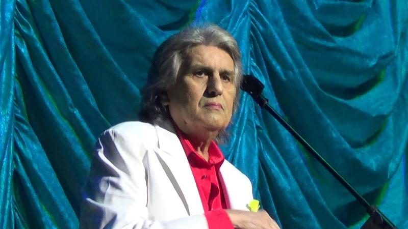 Toto Cutugno, Kiev, 23-03-2019, Il tempo se ne va