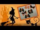 Хеллоуин Halloween 🎃🎃🎃Заколка Брошь Аксессуары Своими Руками Идеи к Празднику