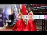 Танцевальный дуэт Школы Восточных Танцев Падишах. Бронзовые призёры мира.