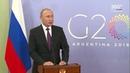 Путин: Олигархической власти всегда легче продолжать политику, направленную на ограбление своего собственного народа и своего г