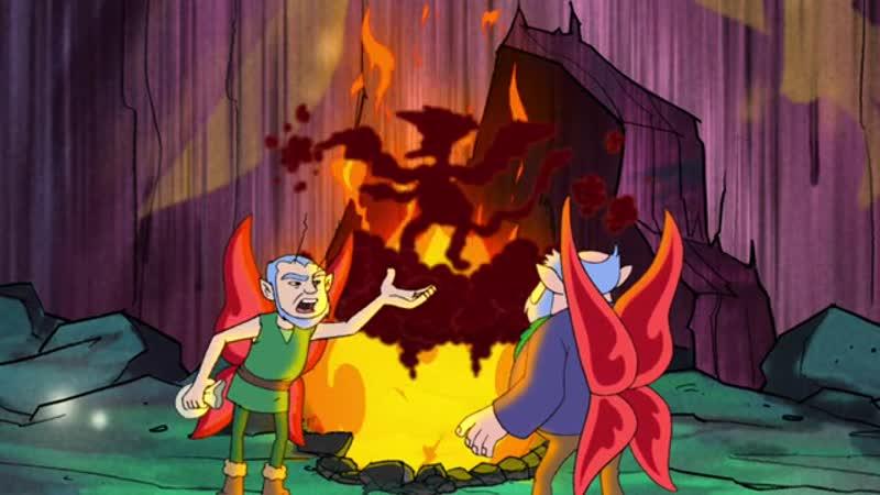 Американский дракон: Джейк Лонг 1 сезон 13-17 серии