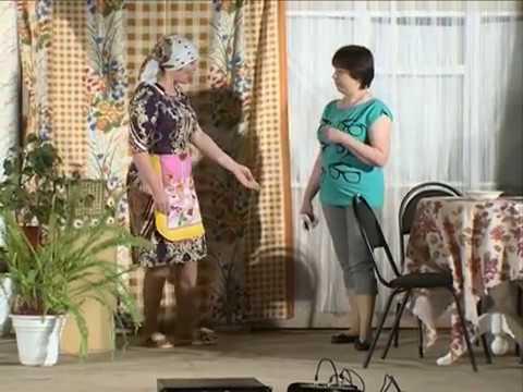 Татарча спектакль - Китмәскә килгән кошым