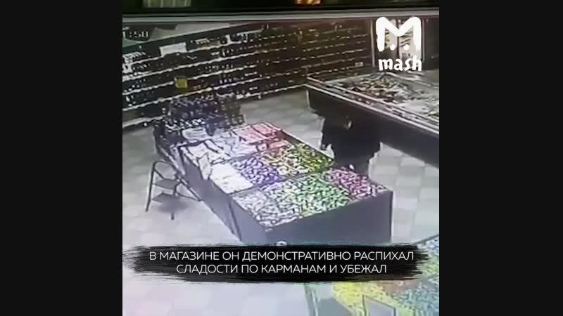 В Тутаеве парень попал на уголовку за кражу 100 граммов конфет