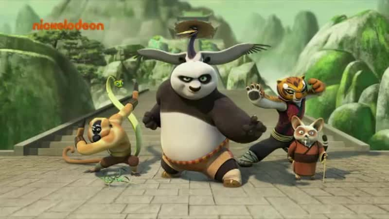 Kung Fu Panda- Legends of Awesomeness _ Opening - Russian_HIGH.mp4