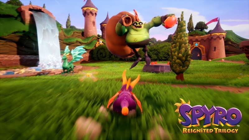 All Scaled Up Gameplay Spot | Spyro Reignited Trilogy