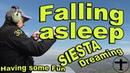 Falling asleep - Having some Fun