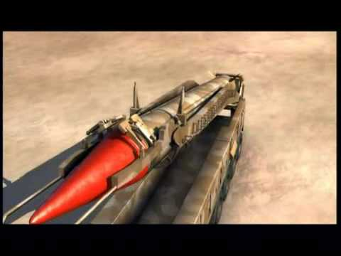 Aster Block 2 BMD Missile