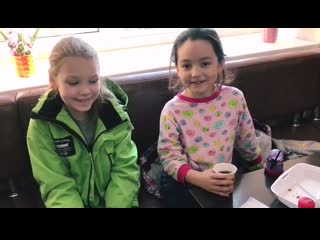 Лиза и Маша о Сушимаг