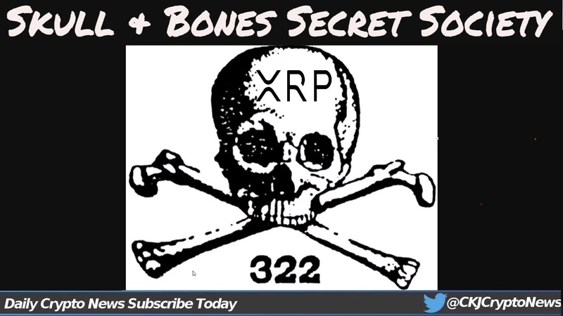 Skull Bones Secret society, Yale , Harvard Endowment, Grayscale XRP Is the Only Rising Investment